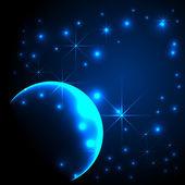 Starlight background — Stock Vector