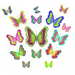Butterflly — Stock Vector #29900353