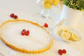 Lemon tart — Stock Photo
