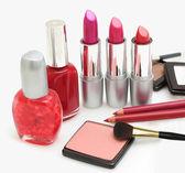 Beautiful decorative cosmetics makeup — Photo