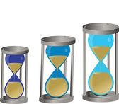 Hourglass — Stock Vector