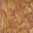 Pressed sawdust — Stock Photo