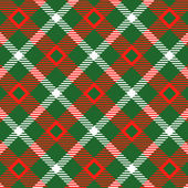 Red-green background in the squares. — Vector de stock