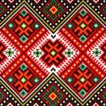 Ukrainian national ornament — Stock Photo #37064283