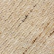 Closeup of natural linen texture — Stock Photo