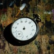 Old Pocket Watch — Stok fotoğraf