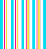 Strip pattern, pastel colors. Vector illustration — Stock Vector