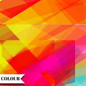 Colorful background. Art illustration. Vector EPS — Stock Vector