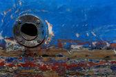 Marine detail — Stock Photo