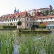 Stock Photo: Wallenstein Garden.