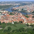 Stock Photo: Prague view