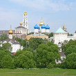 Trinity-St. Sergius Lavra view. — Stock Photo