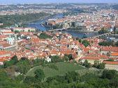 Prague view — Stock Photo