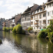 Cityscape in the Petite-France. Strasbourg, France — Stock Photo #28492233