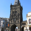 Stockfoto: Powder gate in Prague