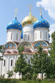 The Russian ortodox church — Stock Photo