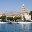 Stock Photo: Split city in Croatia