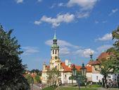 Loreta Sanctuary, Prague. — Stock Photo