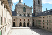 Kraliyet manastırı el escorial, i̇spanya — Stok fotoğraf
