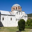 The orthodox monastery Studenica in Serbia — Stock Photo