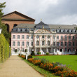 The prince electors palace and the roman basillica in Trier, Germany — Stock Photo