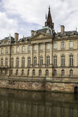 The Rohan Palace of the 18th century in Strasbourg, France — Stock Photo
