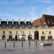Stock Photo: Liberation Square in Dijon, France
