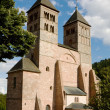 The church of St. Leger in Murbach abbey in France — Stock Photo #36768907