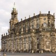 Hofkirche in Dresden — Stock Photo #36769025