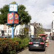 One of central streets in Limburg an der Lahn in Germany — Stock Photo #50531491