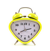 Green alarm clocks — Stock Photo