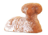 Baked Easter lamb — Zdjęcie stockowe
