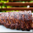 Grilled pork ribs — Stock Photo #32684031