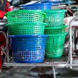 Fresh fish in basket — Stock Photo #32836093