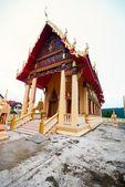 Kirche des tempels — Stockfoto