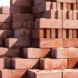 Red bricks — Stock Photo #33747619