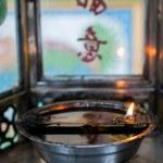 Lamp light oil — Stock Photo #37137705