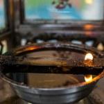 Lamp light oil — Stock Photo #37138381