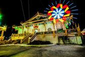 Festival čínského chrámu — Stock fotografie