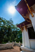Houses of the Holy Thailand style. — Stock Photo