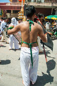 "Ranong, THAILAND - OCTOBER 05 - 13 :""Nine Emperor Gods Festival"" — Stock Photo"