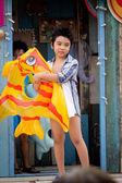 Colección verano niño ropa multi marca — Foto de Stock