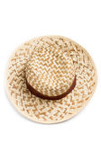 Top view of sun hat — Stock Photo