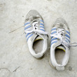Old Running Shoes — Stock Photo #31619445