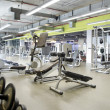Gym finess center — Stock Photo