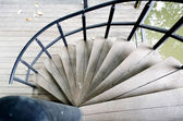 Spiral Stairway — Stock Photo
