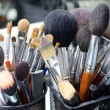 Makeup brushes — Stock Photo #31743003