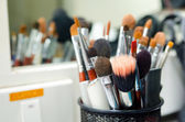 Makeup brushes — Stockfoto