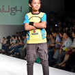 THAILAND, BANGKOK- OCT 2013 : A model walks the runway at the LA — Stock Photo #33340127