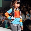 THAILAND, BANGKOK- OCT 2013 : A model walks the runway at the LA — Stock Photo